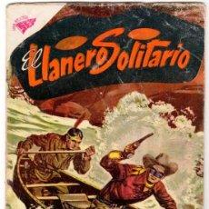 Tebeos: EL LLANERO SOLITARIO # 92 NOVARO 1960 BUEN ESTADO. Lote 32022809