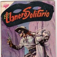 Tebeos: EL LLANERO SOLITARIO # 89 NOVARO 1960 BUEN ESTADO. Lote 32022813