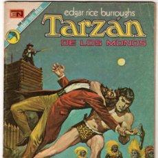 Tebeos: TARZAN # 353 - NOVARO - 1973 - EDGAR RICE BURROUGHS -. Lote 32027792