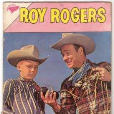 Tebeos: ROY ROGERS # 112 - DALE EVANS - NOVARO (SEA) - AÑO 1961 - . Lote 32040355