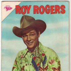 Tebeos: ROY ROGERS # 135 - NOVARO - AÑO 1963 - EXCELENTE ESTADO. Lote 32048446