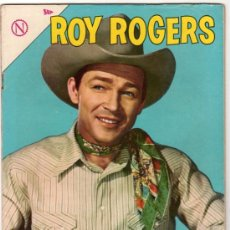 Tebeos: ROY ROGERS # 137 NOVARO 1964 LA TRAMPA MORTAL EXCELENTE ESTADO. Lote 32050540
