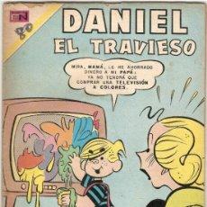 Tebeos: DANIEL EL TRAVIESO N° 91 * NOVARO * AÑO 1972 *. Lote 32070682