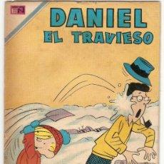 Tebeos: DANIEL EL TRAVIESO N° 79 * NOVARO * AÑO 1971 *. Lote 32070760
