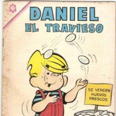 Tebeos: DANIEL EL TRAVIESO N° 24 * NOVARO * AÑO 1966 *. Lote 32070820
