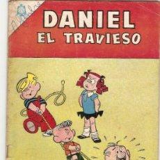 Tebeos: DANIEL EL TRAVIESO N° 21 * NOVARO * AÑO 1966 *. Lote 32070852