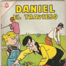 Tebeos: DANIEL EL TRAVIESO N° 19 * NOVARO * AÑO 1966 *. Lote 32070893