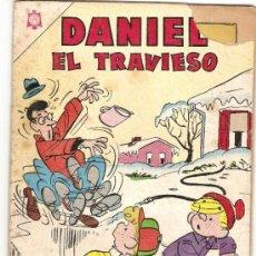 Tebeos: DANIEL EL TRAVIESO N° 16 * NOVARO * AÑO 1965 *. Lote 32070946