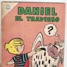 Tebeos: DANIEL EL TRAVIESO N° 9 * NOVARO * AÑO 1965 *. Lote 32071027