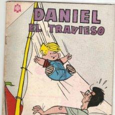 Tebeos: DANIEL EL TRAVIESO N° 7 * NOVARO * AÑO 1965 *. Lote 32071038