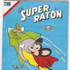 Tebeos: EL SUPER RATON N° 2 - 444 * NOVARO * SERIE AGUILA *. Lote 32069600