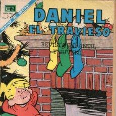 Tebeos: DANIEL EL TRAVIESO REVISTA INFANTIL I JUVENIL. Lote 32133831