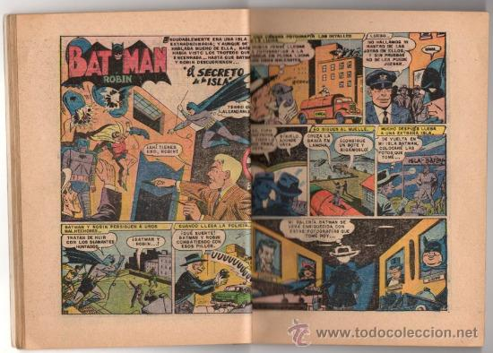 Tebeos: BATICOMIC # 13 BATMAN, JULIO JORDAN, IMPOSIBLE.. NOVARO 1968 IMPECABLE ESTADO 64 PAG - Foto 4 - 32184586