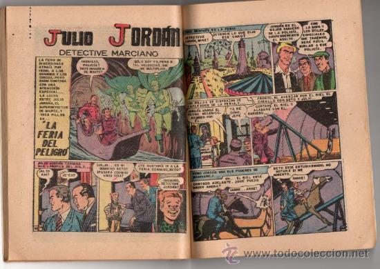 Tebeos: BATICOMIC # 13 BATMAN, JULIO JORDAN, IMPOSIBLE.. NOVARO 1968 IMPECABLE ESTADO 64 PAG - Foto 6 - 32184586