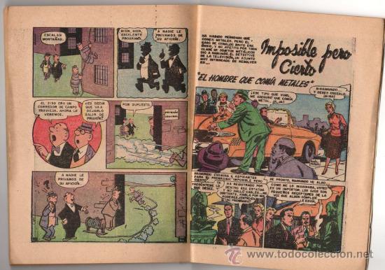 Tebeos: BATICOMIC # 13 BATMAN, JULIO JORDAN, IMPOSIBLE.. NOVARO 1968 IMPECABLE ESTADO 64 PAG - Foto 8 - 32184586