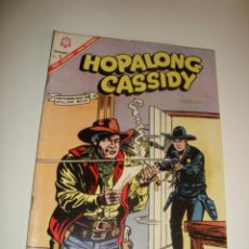 Tebeos: HOPALONG CASSIDY NÚMERO 144 (1966). Lote 32238819