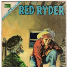 Tebeos: RED RYDER # 184 - NOVARO 1968 - FUTBOL: PACHUCA, ATLAS, CRUZ AZUL & NUEVO LEON - . Lote 32279666
