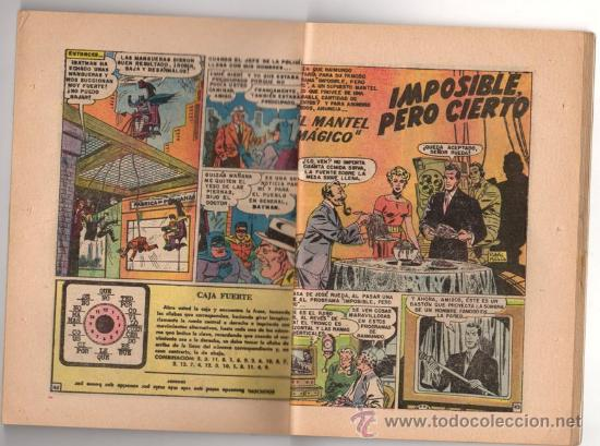 Tebeos: BATICOMIC # 15 BATMAN, JULIO JORDAN, IMPOSIBLE.. NOVARO 1968 IMPECABLE ESTADO 64 PAG - Foto 8 - 32296433
