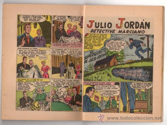 Tebeos: BATICOMIC # 15 BATMAN, JULIO JORDAN, IMPOSIBLE.. NOVARO 1968 IMPECABLE ESTADO 64 PAG - Foto 9 - 32296433