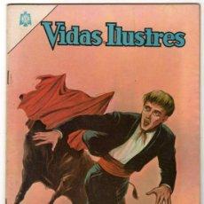 Tebeos: VIDAS ILUSTRES # 116 EL PADRE COLOMA NOVARO 1965 MUY BUEN ESTADO. Lote 32377342