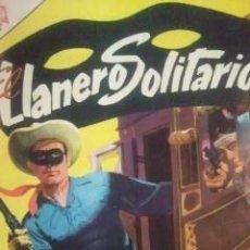 BDs: EL LLANERO SOLITARIO. AÑO XIV. Nº 156 (MÉXICO, 1965). Lote 32452713