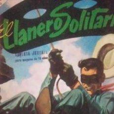Tebeos: EL LLANERO SOLITARIO. AÑO XIII. Nº 151 (MÉXICO, 1965). Lote 32452847
