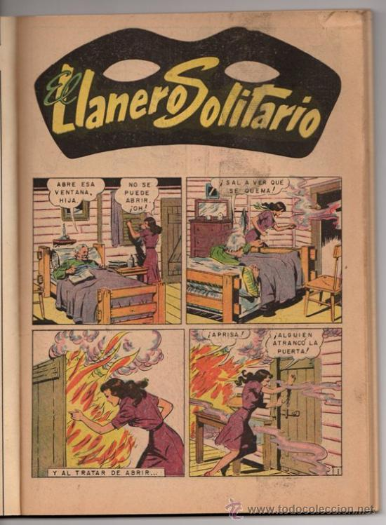 Tebeos: EL LLANERO SOLITARIO # 5 EXTRA - NOVARO DECADA 1960 - HISTORIAS FANTASTICAS - 128 PAGINAS - Foto 2 - 32456815
