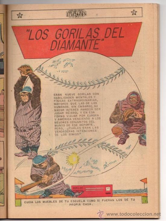 Tebeos: EL LLANERO SOLITARIO # 5 EXTRA - NOVARO DECADA 1960 - HISTORIAS FANTASTICAS - 128 PAGINAS - Foto 4 - 32456815