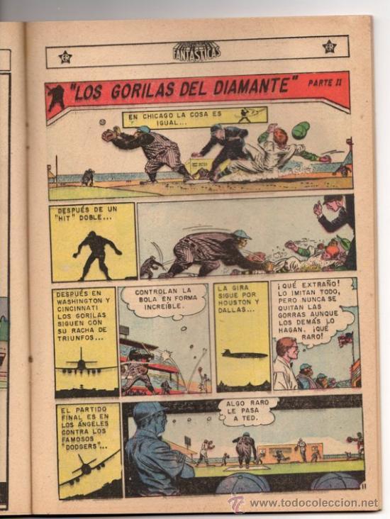 Tebeos: EL LLANERO SOLITARIO # 5 EXTRA - NOVARO DECADA 1960 - HISTORIAS FANTASTICAS - 128 PAGINAS - Foto 5 - 32456815