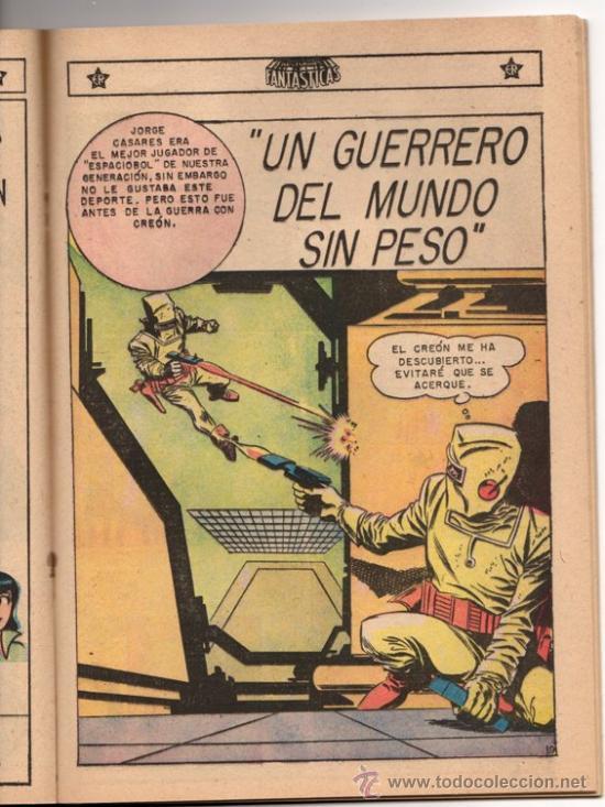 Tebeos: EL LLANERO SOLITARIO # 5 EXTRA - NOVARO DECADA 1960 - HISTORIAS FANTASTICAS - 128 PAGINAS - Foto 6 - 32456815