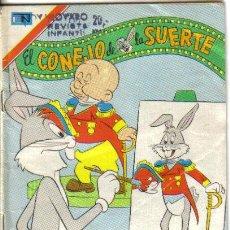 Tebeos: EL CONEJO DE LA SUERTE. SERIE AGUILA Nº 2-541. NOVARO 1978. LITERACOMIC.. Lote 32601363