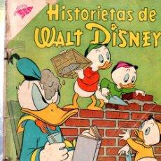 Tebeos: HISTORIETAS DE WALT DISNEY, UNA REVISTA SEA, NOVARO, AÑO XI, Nº170, 1970, EDITADA EN MÉJICO. Lote 33008786