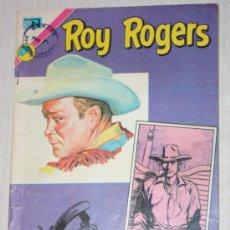 Tebeos: ROY ROGERS Nº 287 : LA EMBOSCADA (NOVARO) AÑO 1973. Lote 33260977