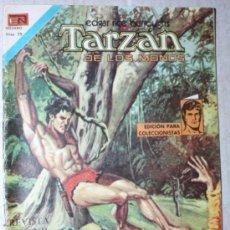 Tebeos: TARZAN DE LOS MONOS (SERIE AGUILA) Nº 2529 (NOVARO 1977). Lote 33261143