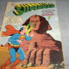 Tebeos: NOVARO SUPERMAN Nº 205. 1959. MUY DIFÍCIL!!!!!!!!!!. Lote 33294050