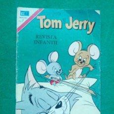 Tebeos: COMIC TOM Y JERRY DE NOVARO. Lote 33358092
