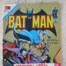 Livros de Banda Desenhada: BATMAN ED NOVARO SERIE AGUILA Nº 933. Lote 33402755