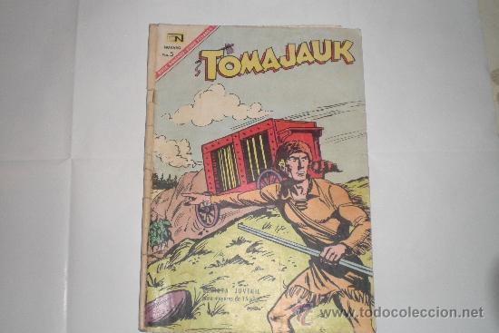TOMAJAUK Nº 139 - NOVARO, 1967 (Tebeos y Comics - Novaro - Otros)