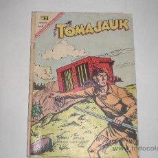 Tebeos: TOMAJAUK Nº 139 - NOVARO, 1967. Lote 33462423