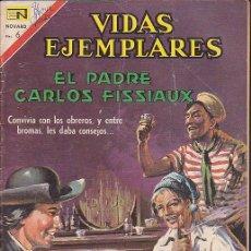 Tebeos: COMIC VIDAS EJEMPLARES Nº 258. Lote 33512498