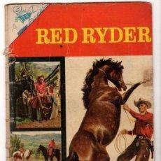 Tebeos: RED RYDER # 26 - POR FRED HARMAN - NOVARO (SEA)1956. Lote 152056178