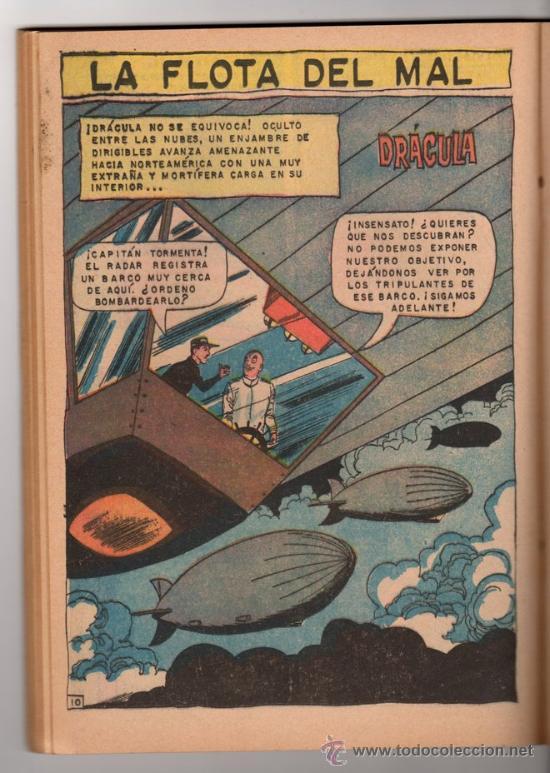 Tebeos: TV MUNDIAL ESPECIAL # 4 -128 PAG NOVARO 1970 - DRACULA, NARRACIONES TERRORIFICAS, MISION IMPOSIBLE - Foto 10 - 33692476