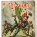 Tebeos: EPOPEYA # 1 - LOS NIÑOS HEROES, MEXICO EN GUERRA CON EEUU - NOVARO (ER) 1958 -. Lote 33772047