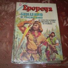 Tebeos: EPOPEYA Nº 93(GUILLERMO EL CONQUISTADOR). Lote 33872462