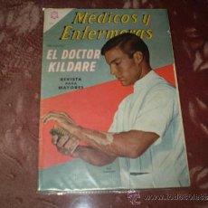 Tebeos: MEDICOS Y ENFERMERAS Nº 14(EL DOCTOR KILDARE). Lote 33872642