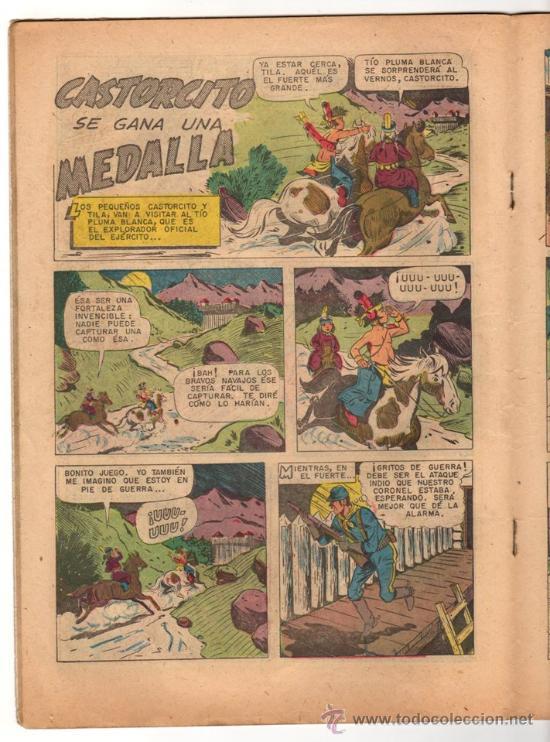 Tebeos: RED RYDER # 4 POR FRED HARMAN NOVARO (SEA) 1955 BUEN ESTADO CON DETALLES DE USO - Foto 3 - 33886074