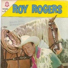 Tebeos: ROY ROGERS Nº 145 NOVARO OCTUBRE DE 1964. Lote 34292785