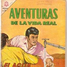 Tebeos: COMIC NOVARO AVENTURAS DE LA VIDA REAL Nº 109. Lote 34326967