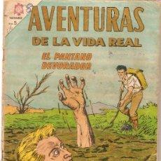 Tebeos: COMIC NOVARO AVENTURAS DE LA VIDA REAL Nº 116. Lote 34326993