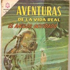 Tebeos: COMIC NOVARO AVENTURAS DE LA VIDA REAL Nº 127. Lote 34327095